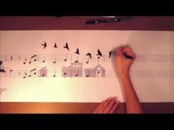 MUSIC PAINTING - Glocal Sound - Matteo Negrin