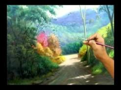 DVD aula de pintura de paisagem com Maneco Araújo