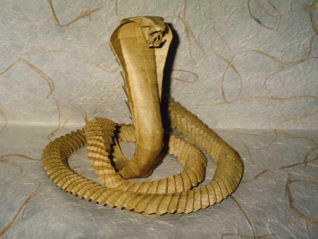 Большие змея своими руками